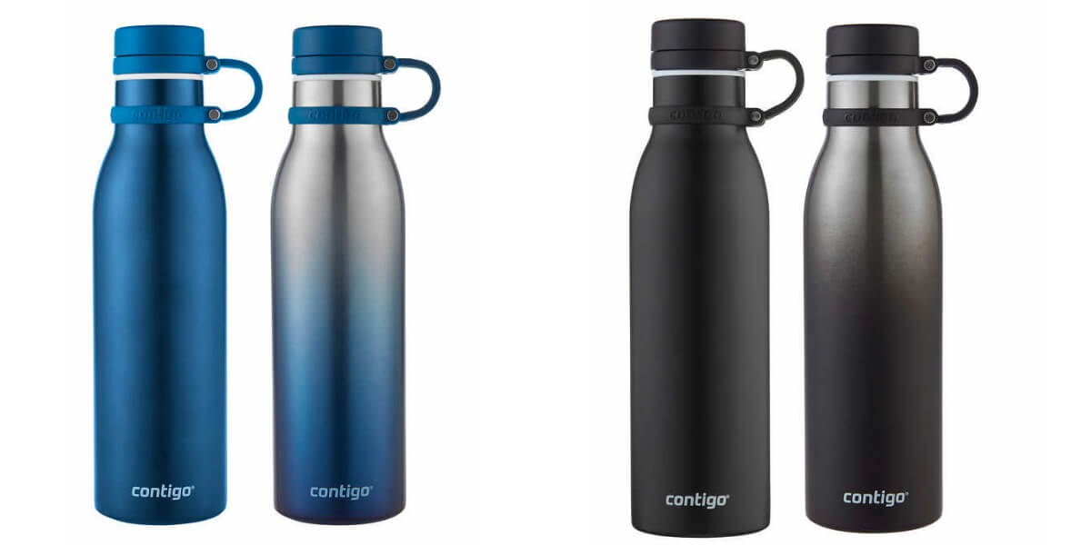 a5f323073d ... costco contigo thermalock stainless steel 20 oz water bottle 2 pack  just 9 99 ...