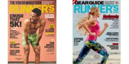 Runner's World Magazine FOUR YEARS just $15