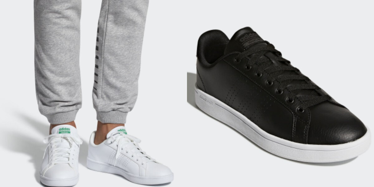 957b7a292 Men s Adidas Cloudfoam Advantage Clean Shoes  19.99 (Reg. 60) + Free  Shipping!