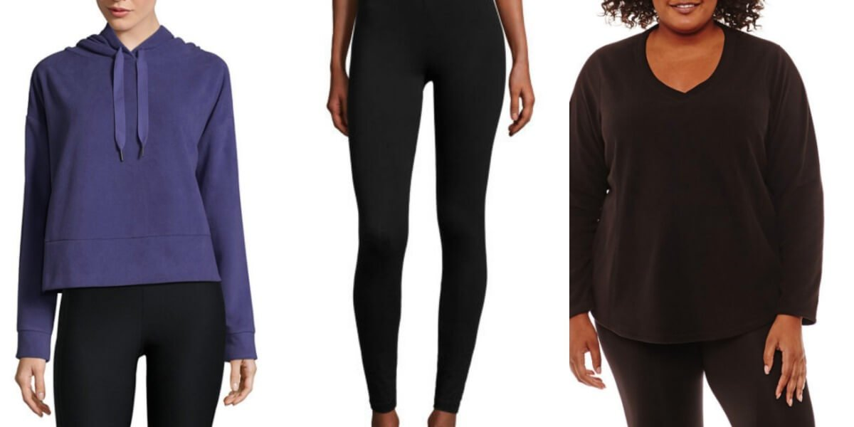 a4bbf8b5c7102 JCPenney Save up to 70% Women's Activewear Hoodies $3.60, Leggings $6!