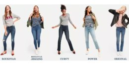 Today Only! Old Navy 50% Off All Jeans for the Family + Graphic Tees $4-$5