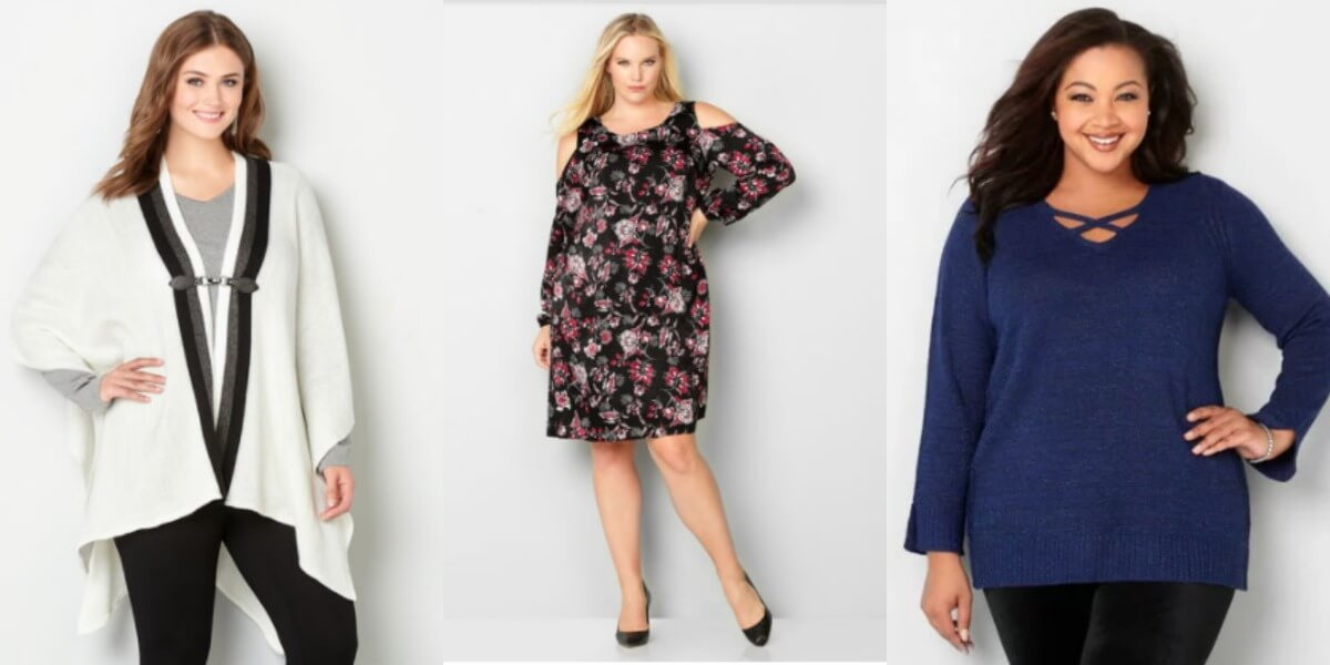 Additional 60 Off Clearance The Avenue Plus Size Clothing 8