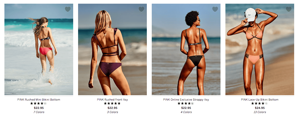 dd19986817 Check out the swim deals at Victoria Secret PINK! BOGO Free Swimwear Sale  using coupon code SWIMBOGO. Free shipping  75+ with code SHIP75