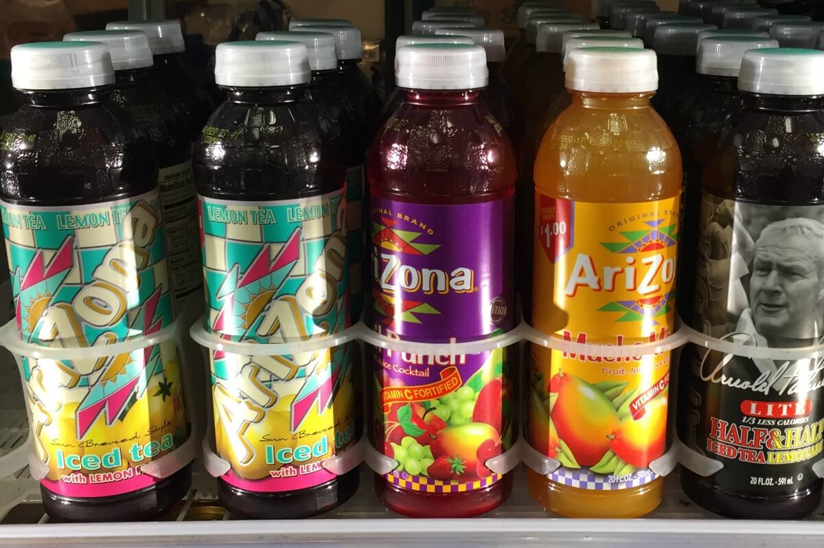 ARIZONA DRINK COUPONS