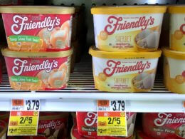 Friendly's Ice Cream only $1.99 at Stop & Shop