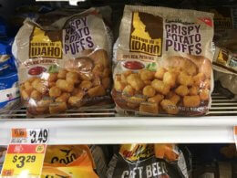 Grown in Idaho Frozen Fries or Hash Browns just $1.50 at Stop & Shop, Giant, Giant/Martin