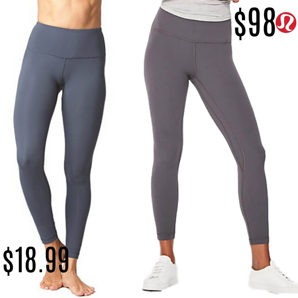 c66b4521af LuluLemon Dupes That Will Shock You, They Are That GoodLiving Rich ...