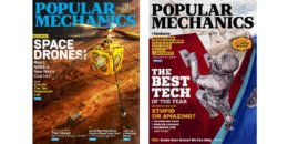 Popular Mechanics Magazine Only $7.99 per Year!