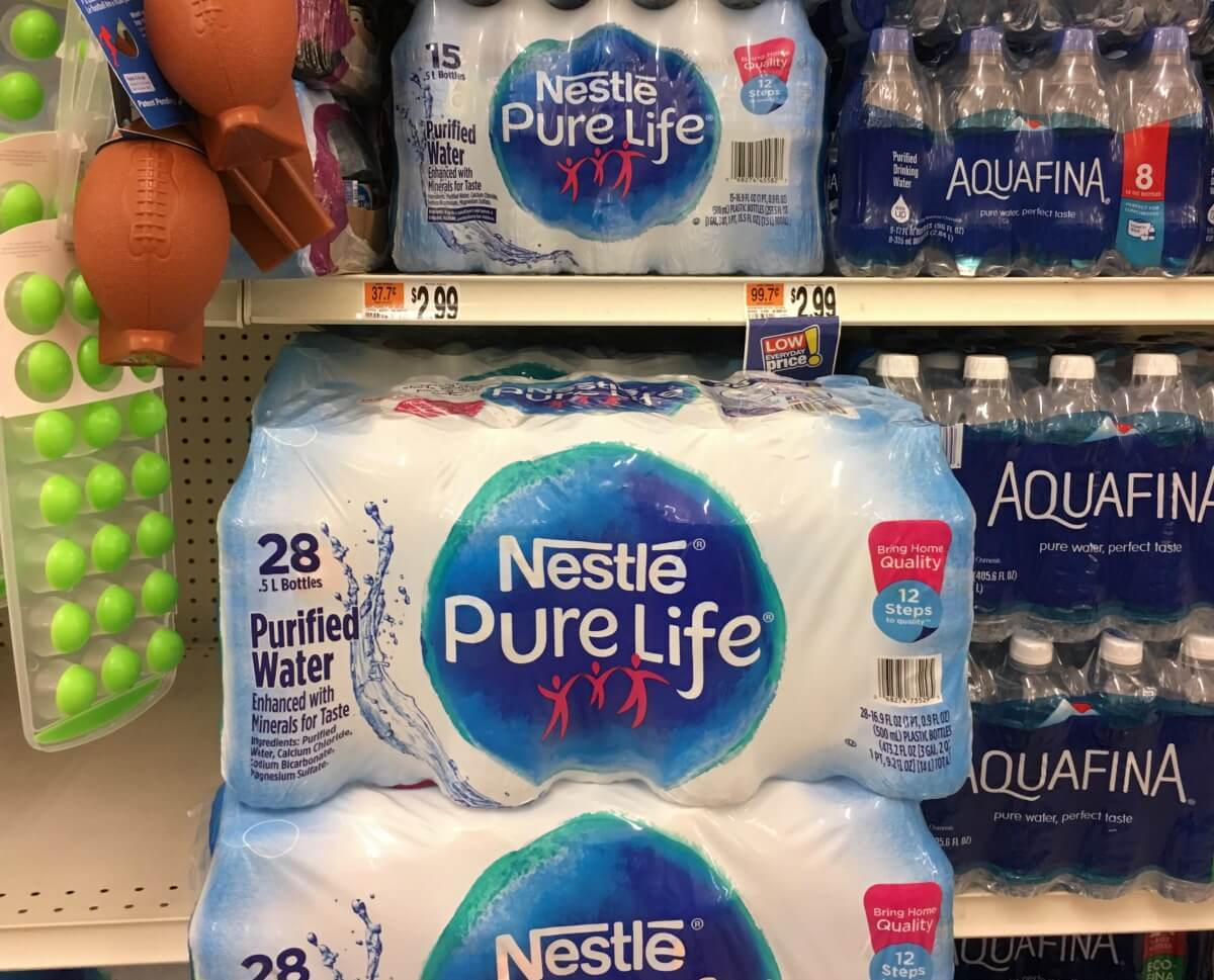649908bc01 Nestle Pure Life Water Just $0.08 Per Bottle at Stop & Shop, Giant,  Giant/Martin