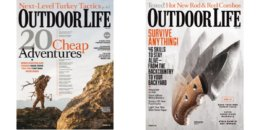 Outdoor Life Magazine Deal $4.99/Year