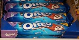 ShopRite Shoppers – FREE Oreo Milka Candy Bars!