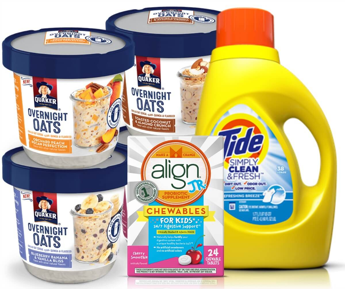 graphic relating to Tidy Cat Coupons Printable named Todays Greatest Clean Discount coupons - Discounts towards Tide, Quaker, Tidy