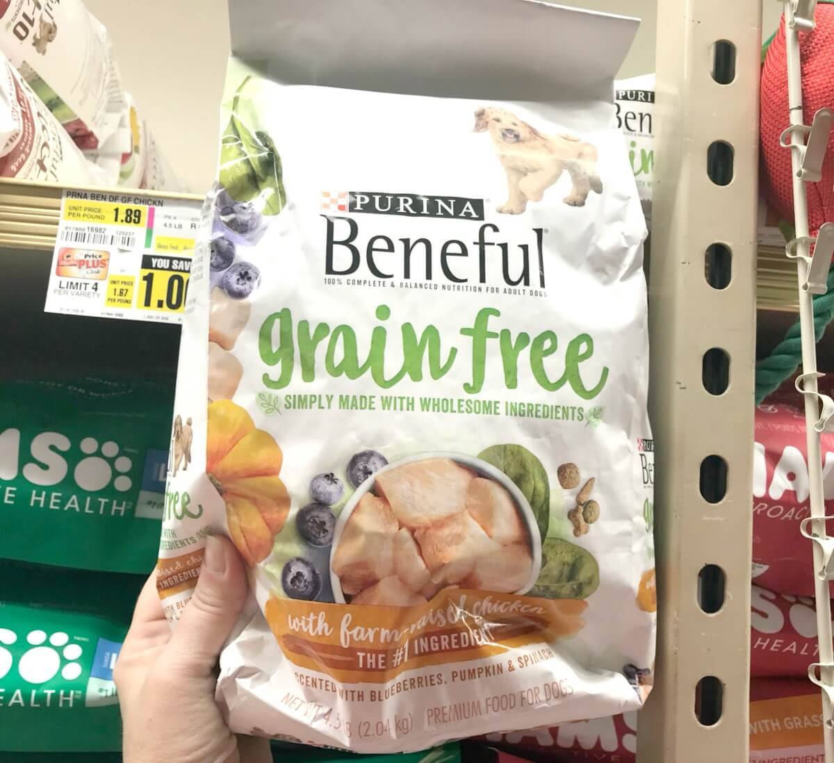 fc8077f59f1 Beneful Dog Food Just $1.48 at Dollar General! {11/8 - 11/10}Living ...