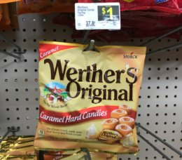 Werther's Candy Just $0.50 at Dollar General!