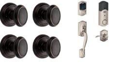 Home Depot: Up to 35% off Select Smartlocks & Door Accessories