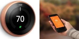 Home Depot: Up to 36% off Select Nest Programmable Thermostats and Smartlocks