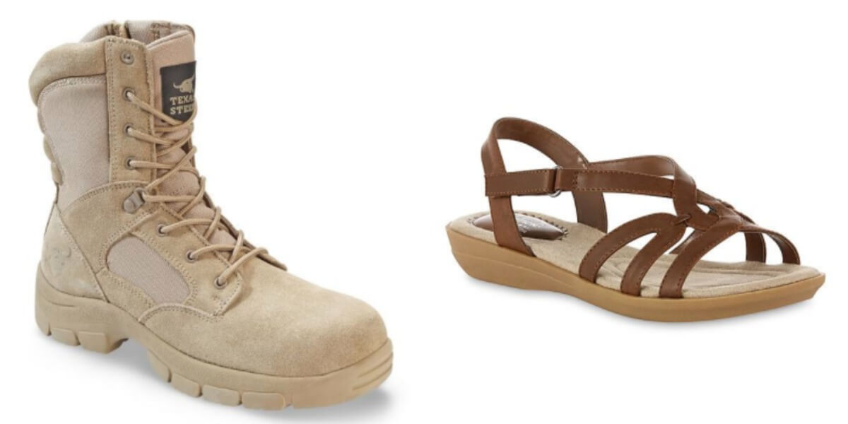de987e5aa848 Kmart Shoes For The Family One Pair Get 1living Rich