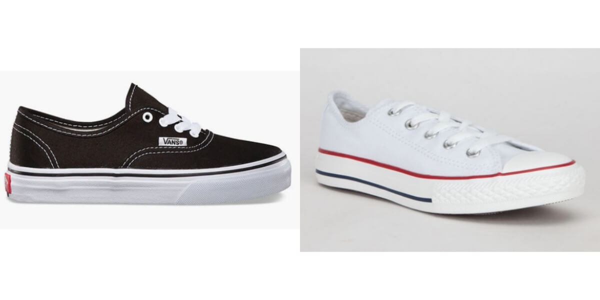 be68ddbb79f2 Tilly s  Additional 50% Off Shoe Clearance Converse Shoes  12.48 Vans  20