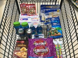 Dyan's Harris Teeter Shopping Trip - 27 Items For Just $9.93 {Over 70% in Savings}!