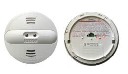 Huge Kidde Smoke Detector Recall Due to Risk of Failure to Detect Smoke