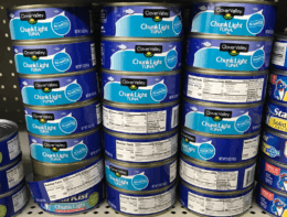 Clover Valley Chunk Light Tuna Just $0.67 at Dollar General! {No Coupon Needed!}