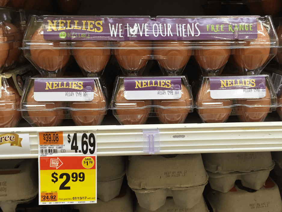 Nellie's Egg Coupons January 2019