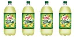Canada Dry Ginger Ale with Lemonade 2 liter Bottles Just $0.49 at ShopRite! {Ibotta Rebate}