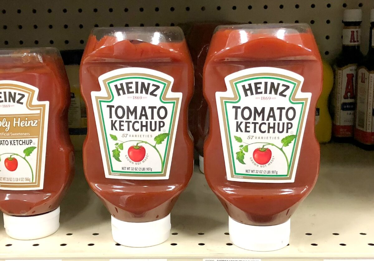 Heinz Ketchup Only $0.75 at CVS!