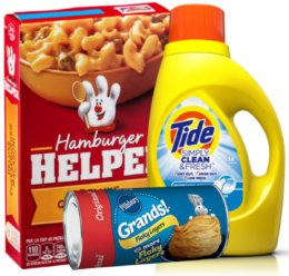 Today's Top New Coupons - Save on Pillsbury, Tide, Campbell's & More