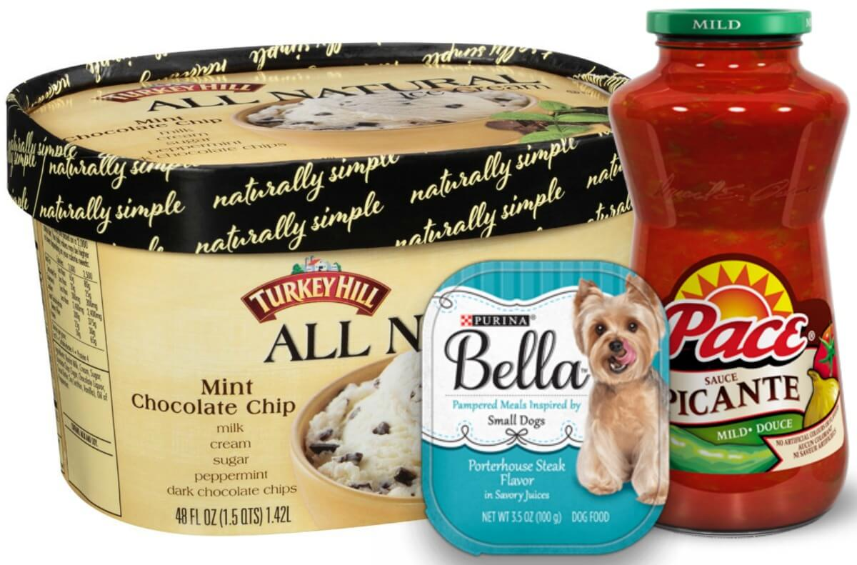 Today's Top New Coupons - Save on Turkey Hill, Pace, Claritin & More