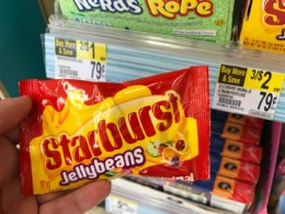 Walgreens Shoppers - $0.42 Starburst Jelly Beans!