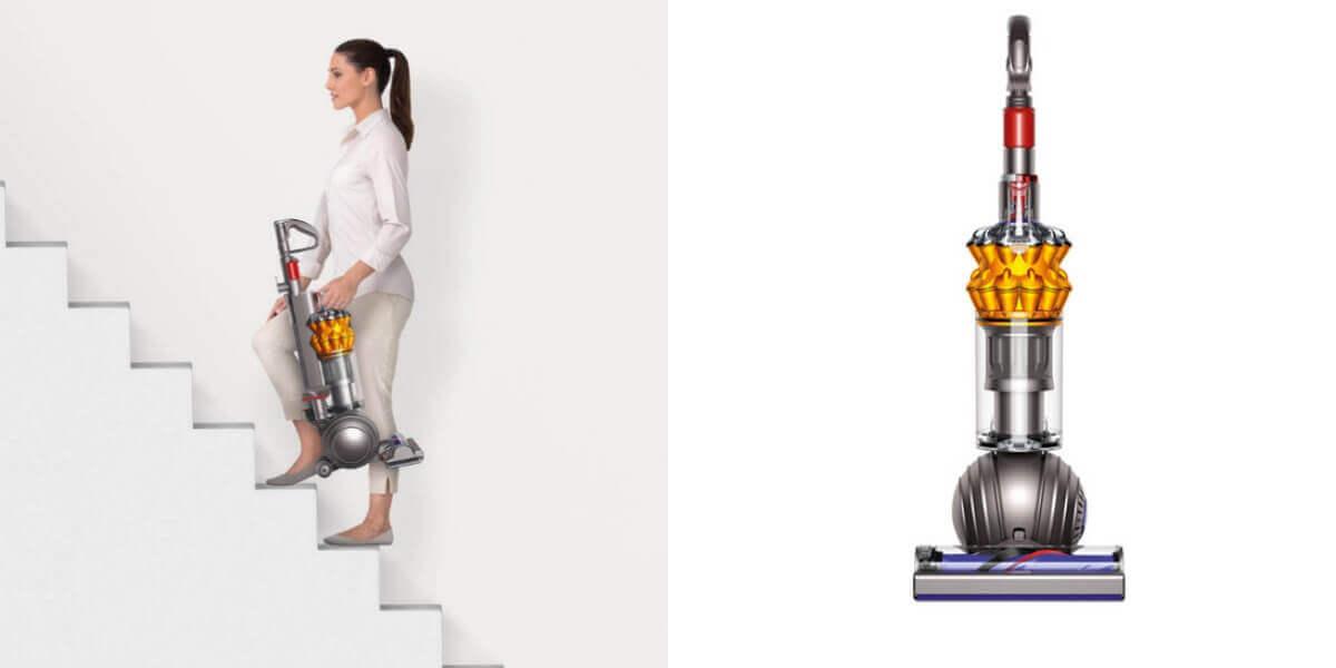 Dyson Ball Multi Floor Bagless Upright Vacuum $199.99 (Reg. $399.99)