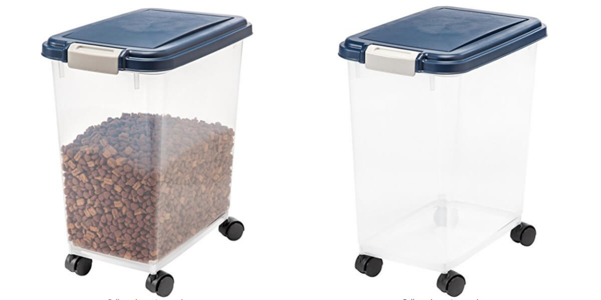 IRIS Airtight Food Storage Container 25 Pounds $10.89 (Reg. $24.99)  sc 1 st  Living Rich With Coupons & IRIS Airtight Food Storage Container 25 Pounds $10.89 (Reg. $24.99 ...