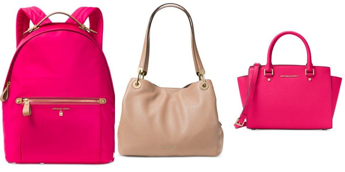 Macy S Up To 60 Off Michael Kors Handbags