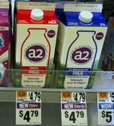 A2 Milk Half Gallons as Low as $2.50 at Stop & Shop {Rebate}