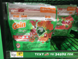 Gain Flings only $1.95 at Dollar General!