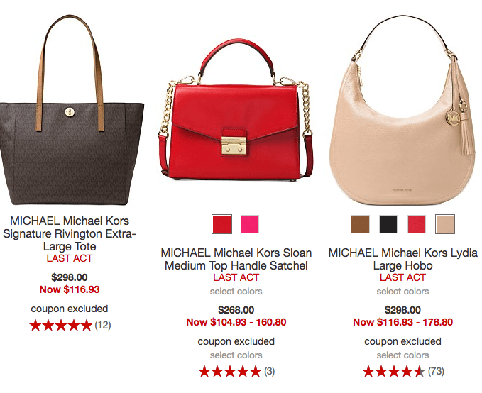 Handbag Deal