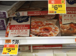 Smart Flour Pizzas as low as $4.99 at Stop & Shop, Giant, and Giant/Martin