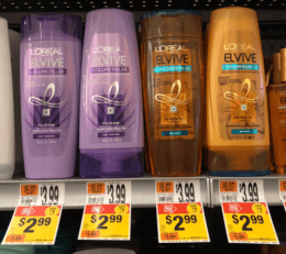 L'Oreal Elvive Hair Care as low as $0.49 at Stop & Shop {Rebate}