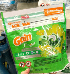 Gain Flings And Tide Pods Only $1.94 at CVS!