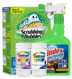 Today's Top New Coupons - Save on Centrum, Windex, Amopé & More