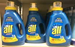 New $5/$25 Dollar General Coupon - All Liquid Laundry Detergent Just $0.67 & More! (10/13 Only!)