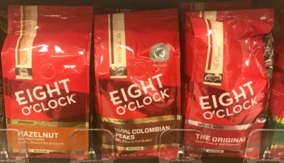 New $1.50/1 Eight O'Clock Coffee Coupon - $2.49 at ShopRite & More!