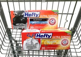 $2 in New Hefty Trash Bags Coupons + Deals at ShopRite, Dollar General & More!
