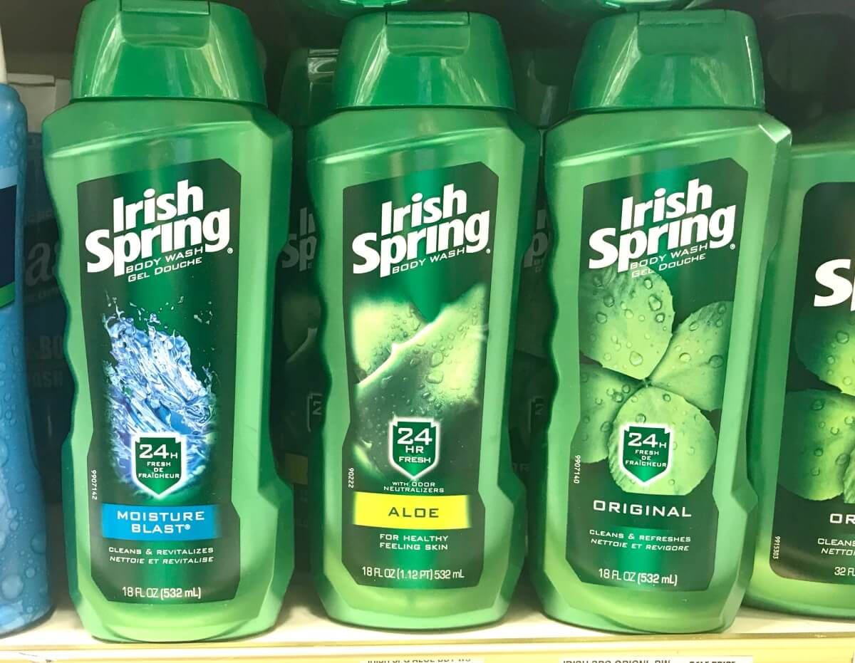 Irish Spring Coupon January 2019