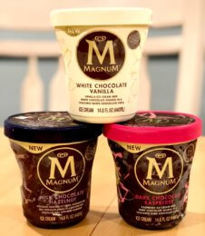 15% Off All NEW Magnum Ice Cream Tubs Target Cartwheel Offer!