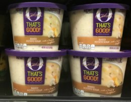 New $1/1 O, THAT'S GOOD! Refrigerated Soup Soup & Deals!