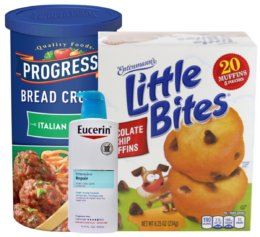 Today's Top New Coupons - Save on Entenmann's, Purina, Eucerin & More