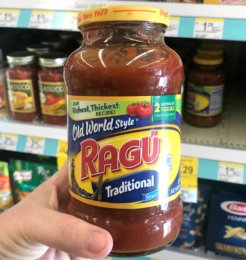 New $0.75/2 Ragu Pasta Sauces Coupon - $0.92 at Stop & Shop + More Deals!