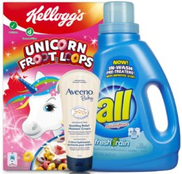 Today's Top New Coupons – Save on BIC Razors, all Laundry Detergent, Aveeno & More